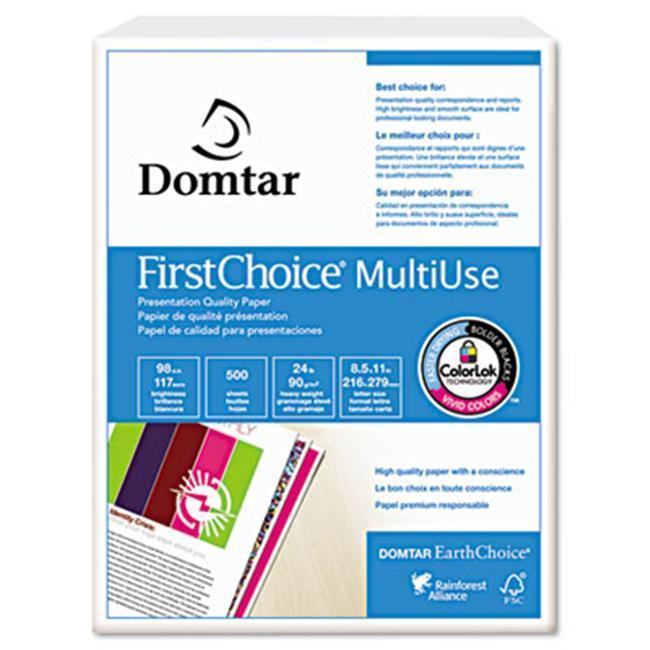 Domtar First Choice Copy/Laser Paper 98