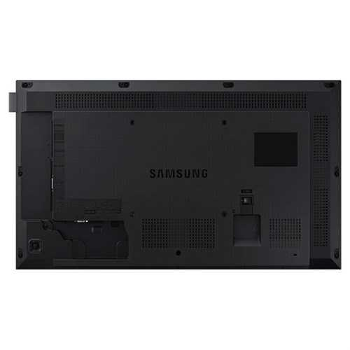 Samsung DB32E DB E Series 32in Slim Direct Lit LED Display